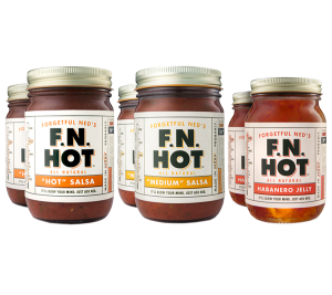 Salsa and Jelly Combo 6-Pack